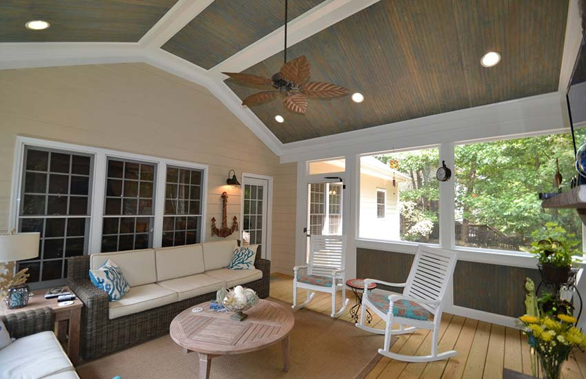 Outdoor Living   Freys Remodeling